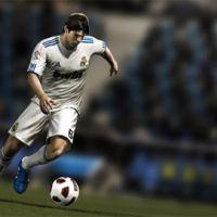 FIFA 12 ... 1ere image du jeu vidéo avec Kaka au Real Madrid
