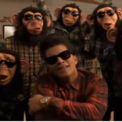 Bruno Mars ... son nouveau clip délirant,  The Lazy Song (vidéo)