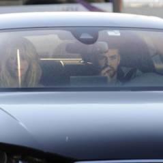 Gerard Piqué et Shakira ... heureux malgré la pression des médias