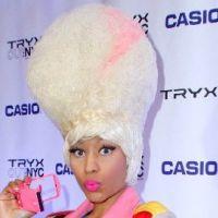 Nicki Minaj ... Comparée à Marge des Simpson à cause de ses perruques délirantes