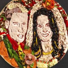 Kate Middleton et le Prince William ... Transformés en pizza (PHOTO)