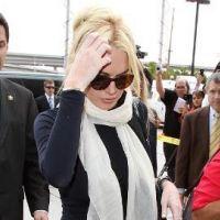 Lindsay Lohan ... Condamnée à 4 mois de prison ferme et 480 heures de travail dans une morgue
