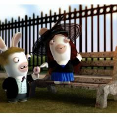 Kate Middleton et William ... Les Lapins Crétins s'invitent à leur mariage (VIDEO)