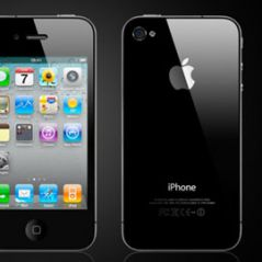 Sortie de l'iPhone 4 blanc ... La merveille d'Apple est enfin dispo