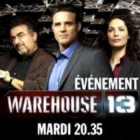 Warehouse 13 saison 2 sur NRJ 12 ce soir ... bande annonce