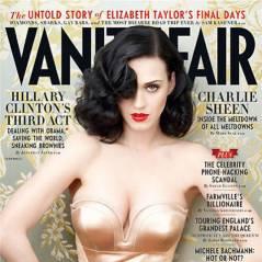 Katy Perry ... sosie sexy de Dita Von Teese pour Vanity Fair