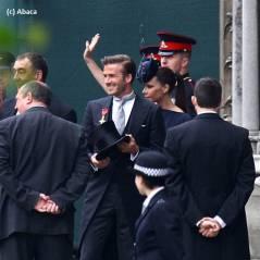 David Beckham ... son faux pas au mariage de Kate et William (PHOTO)