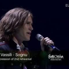 Eurovision 2011 : Amaury Vassili, un favori en pleine confiance (VIDEO)