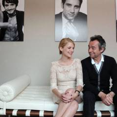 Festival de Cannes 2011 ... PHOTOS ... Mélanie Laurent et Le Grand Journal prennent la pose