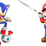 Mario & Sonic aux Jeux Olympiques de Londres 2012 sur Wii et 3DS ... des photos