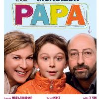 Monsieur Papa VIDEO ... 1ere bande annonce du film de Kad Merad