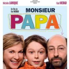 Monsieur Papa VIDEO ... 1ere bande annonce du film de Kad Merad