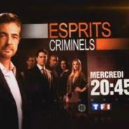 Esprits Criminels saison 6 épisodes 11 et 13 sur TF1 ce soir ... bande annonce