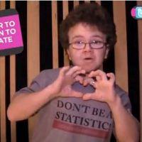 Keenan Cahill en VIDEOS...  deux pour le prix d'une pour la star du web