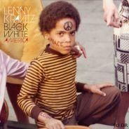 Lenny Kravitz ... La pochette de Black And White America, son nouvel album (PHOTO)