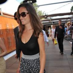 Pippa Middleton hot à Paris ... achetez vous sa robe