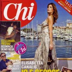 Elisabetta Canalis et George Clooney : mariage, bébé ... Pas de rupture mais des projets