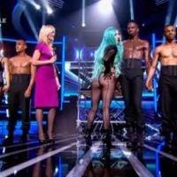 Lady Gaga X Factor VIDEO... Après Judas, elle montre ses fesses à la France