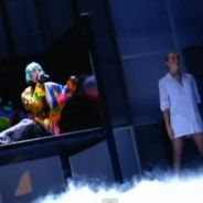 Lady Gaga au Grand Journal VIDEO : En sirène pour The Edge Of Glory