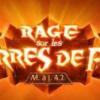 World of Warcraft ... Le trailer du patch 4.2 : Les terres de Feu