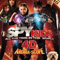 Spy Kids 4... Les premières affiches spectaculaires du film