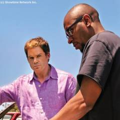 Dexter saison 6 : Mos Def et Michael C. Hall réunis en photo
