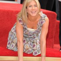Jennifer Aniston : Elle a enfin son étoile sur le Walk of Fame (PHOTOS)