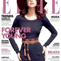 Selena Gomez so chic ... une vraie dame en couverture de Elle (PHOTO)