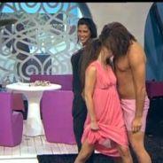 Secret Story 5 : Juliette se lâche avec Rudy  et entraîne tous les habitants dans la piscine (VIDEO)
