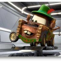 Cars 2 VIDEO : Les voitures de Pixar se déguisent et nous séduisent