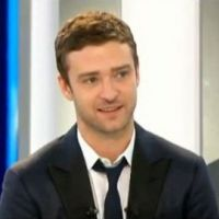 Justin Timberlake : opération séduction réussie au JT de France 2 (VIDEO)