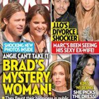 Angelina Jolie jalouse : Brad Pitt la tromperait avec une autre