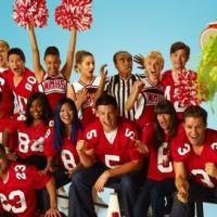 Glee saison 3 : ambiance Rock & Roll pour Lea Michele et ses potes