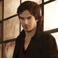 Vampire Diaries saison 3 : Ian Somerhalder, fan du côté noir de Damon