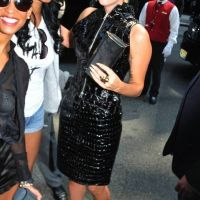 PHOTOS - Fashion Week de New York : Lady Gaga, Emma Roberts, Ashley Simpson ... elles y étaient