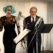 Lady Gaga et Tony Bennett : une rencontre particulière ...  voilà le clip (VIDEO)