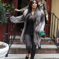 Kim Kardashian : un anniversaire calme à New York (PHOTOS)