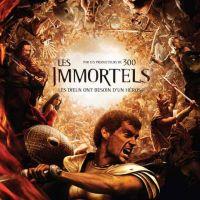 Les Immortels : 3  vidéos du making of du film