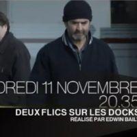 Deux flics sur les docks avec Bruno Solo :  les Anges brisés débarquent ce soir sur France 2 (VIDEO)