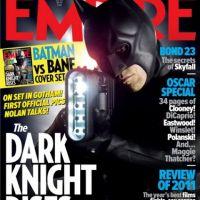 The Dark Knight Rises : Batman et Bane reviennent 8 ans après (PHOTOS)