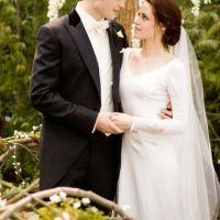 Twilight 4 : les photos du mariage d'Edward et Bella enfin dispo