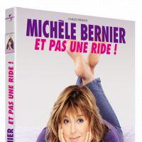 Michèle Bernier et son spectacle ''Et pas une ride !'' : sortie du DVD aujourd'hui (VIDEO)