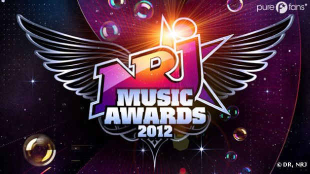 NRJ Music Awards 2011 : le logo