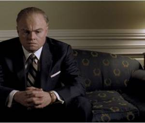 Leonardo DiCaprio dans J. Edgar