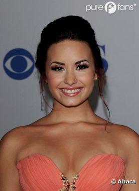 Demi Lovato à la soirée des PCA 2012
