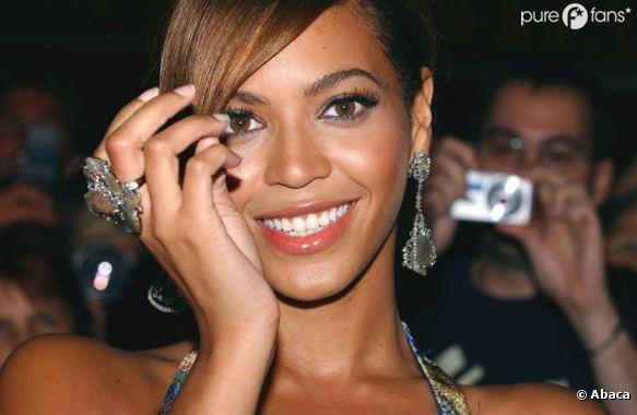 Beyoncé tout simplement magnifique