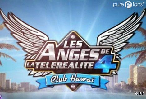Les Anges de la télé réalité 4 : le logo