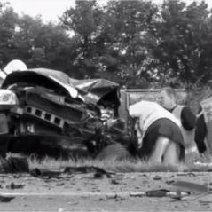 Sécurité routière : campagne choc et images que l'on ne veut plus voir (VIDEO)