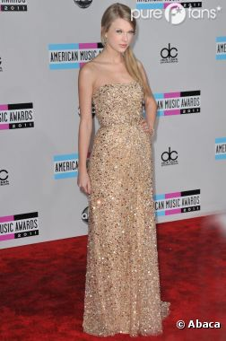 Taylor Swift aux American Awards
