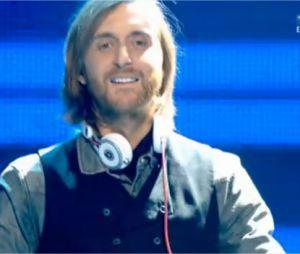 David Guetta et Emeli Sandé sur Titanium